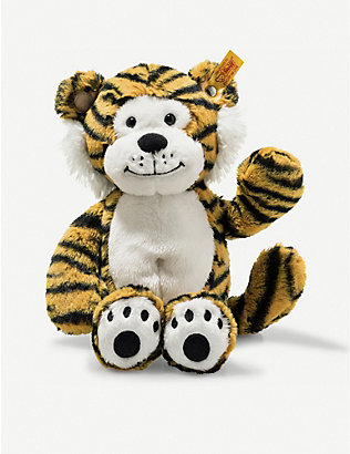 STEIFF: Toni tiger soft toy 30cm