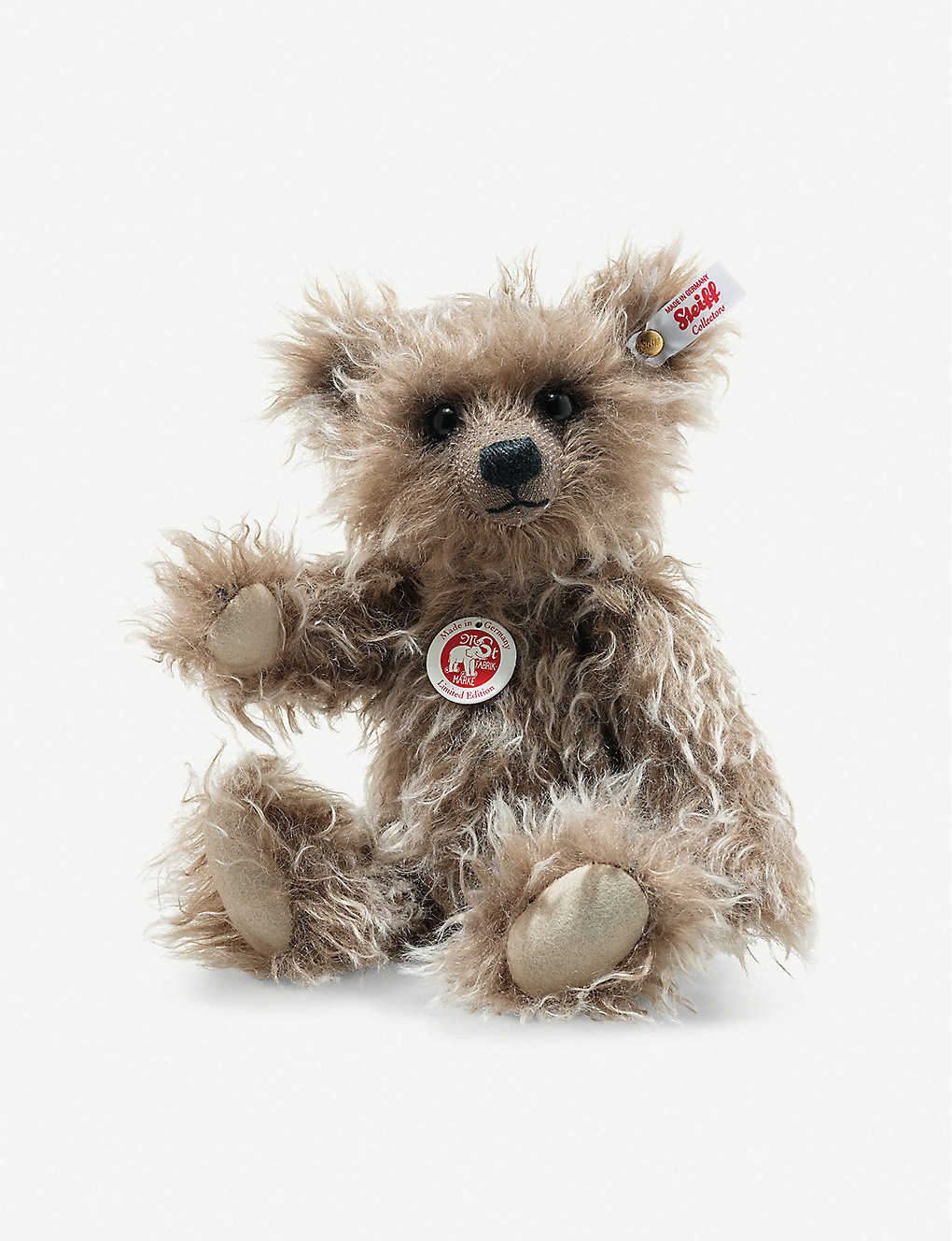 STEIFF: Grizzly ted cub teddy bear 28cm