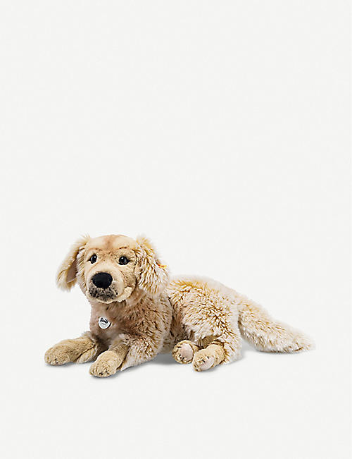 STEIFF: Andor golden retriever soft toy 45cm