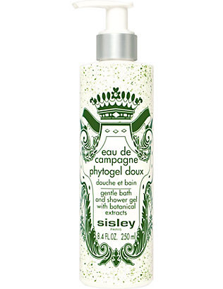 SISLEY: Eau De Campagne Phytogel bath and shower gel 250ml