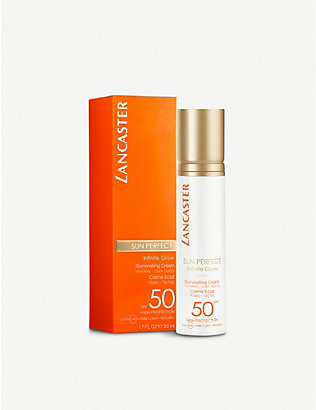 LANCASTER: Sun protect illuminating cream 50ml