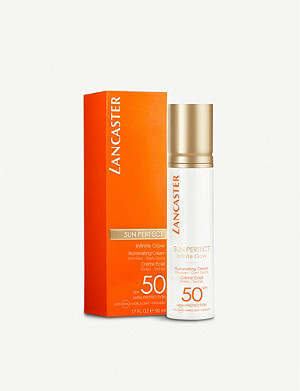 LANCASTER Sun protect illuminating cream 50ml