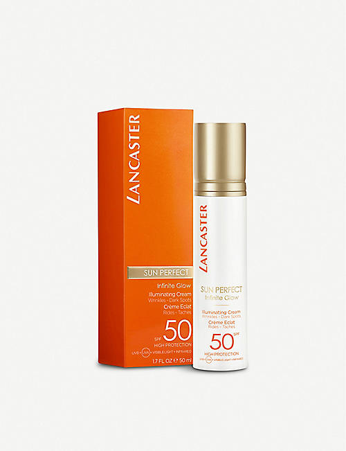 LANCASTER Sun Perfect Infinite Glow illuminating cream 50ml