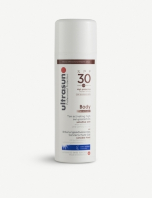 ULTRASUN Tan Activator Body SPF30 150ml