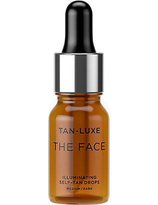 TAN-LUXE: The Face Illuminating Self-Tan Drops mini 10ml