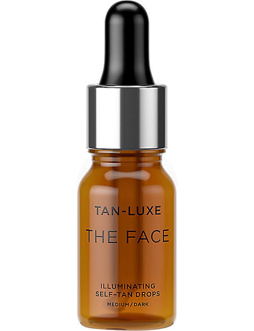 TAN-LUXE The Face Illuminating Self-Tan Drops 10ml