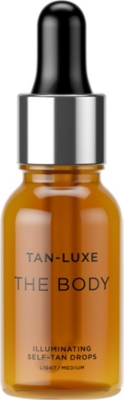 TAN-LUXE The Body Illuminating Self-Tan Drops 15ml