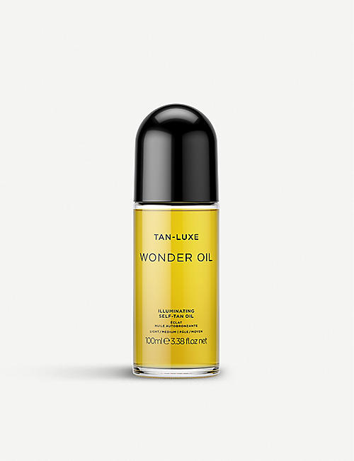 TAN-LUXE Wonder Oil Illuminating Self-Tan Oil 100ml