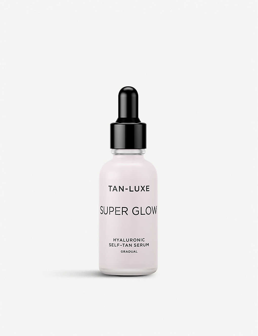 TAN-LUXE: Super glow hyaluronic self-tan serum 30ml