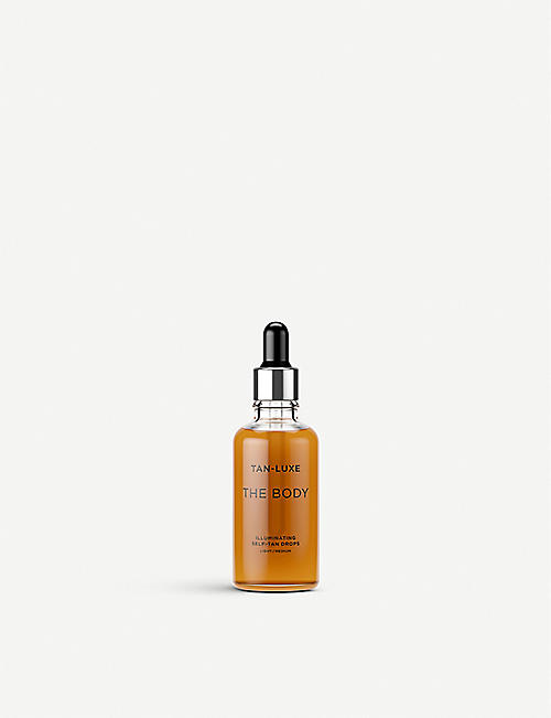 TAN-LUXE The Body Illuminating Self-Tan Drops 50ml