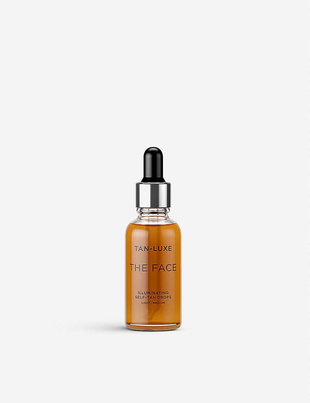 TAN-LUXE: The Face Illuminating Self-Tan Drops 30ml