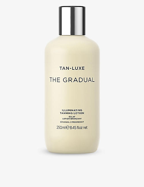 TAN-LUXE The Illuminating Gradual Tan Lotion 250ml