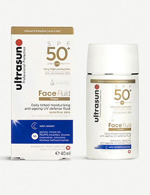 ULTRASUN Face SPF50+ Anti-Ageing Tinted 40ml