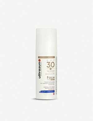ULTRASUN Face Anti-Pigmentation Tinted SPF50+ 50ml