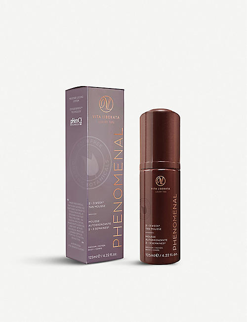 VITA LIBERATA: pHenomenal 2-3 Week Tan Mousse 125ml