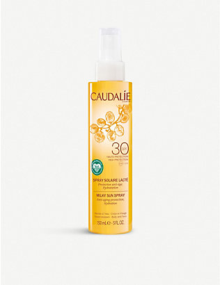 CAUDALIE: Milky Sun Spray SPF30 150ml