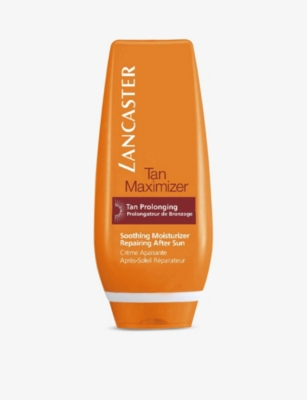 LANCASTER Tan Maximizer soothing moisturiser 125ml