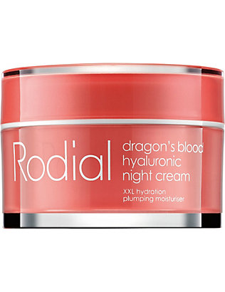 RODIAL: Dragon's Blood hyaluronic night cream 50ml