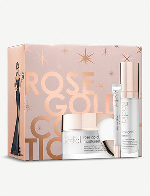 RODIAL Rose Gold Collection gift set