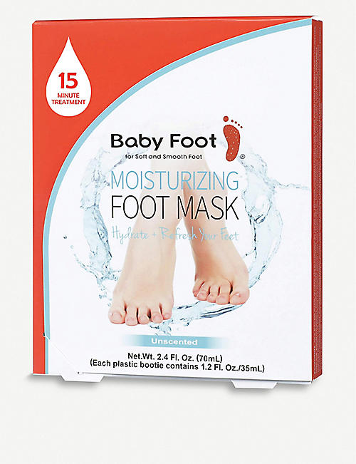 BABY FOOT: Moisturising foot mask 70ml