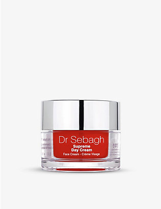 DR SEBAGH: New Supreme day cream