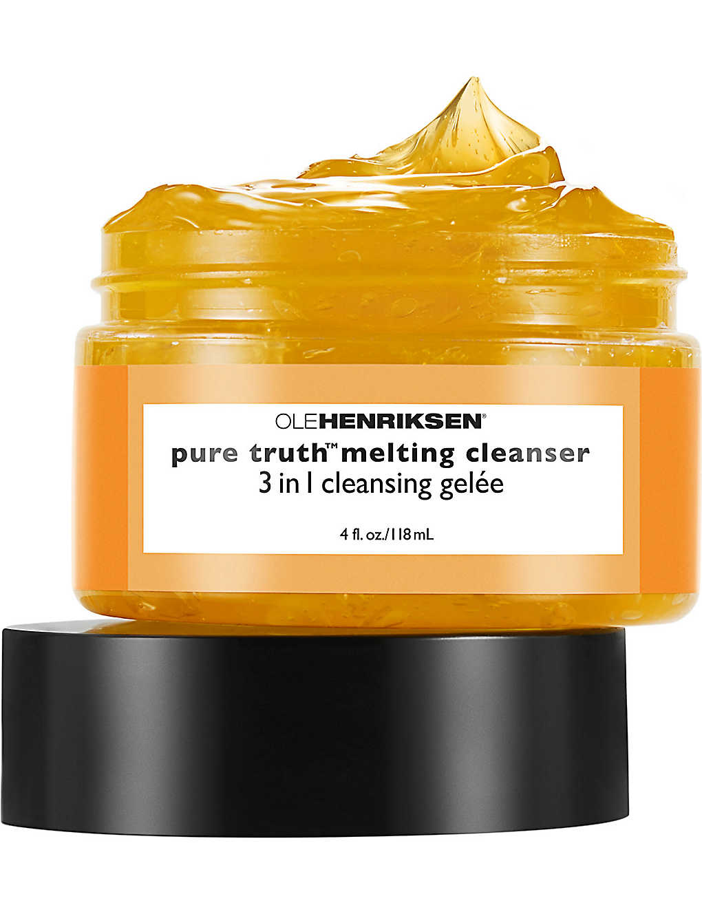 OLE HENRIKSEN: Pure Truth melting cleanser 118ml