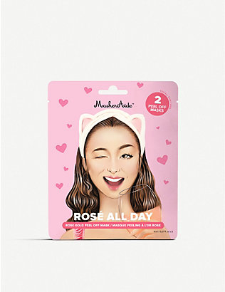 MASKERAIDE: Rosé All Day face mask