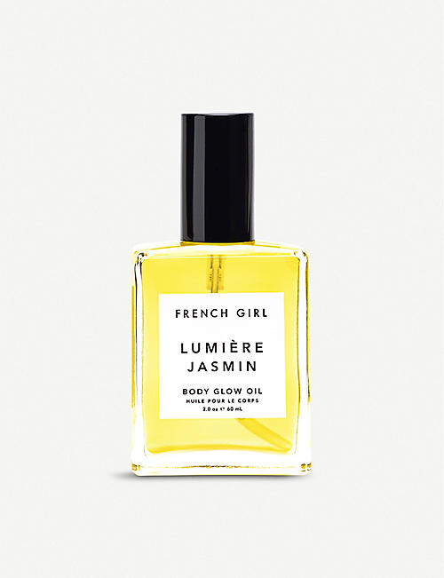 FRENCH GIRL Lumière Jasmin Body Glow oil 60ml