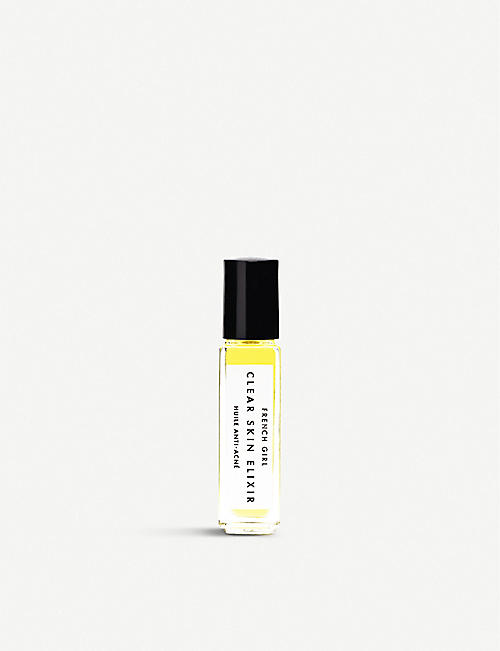 FRENCH GIRL: Clear Skin Elixir skin oil 9ml
