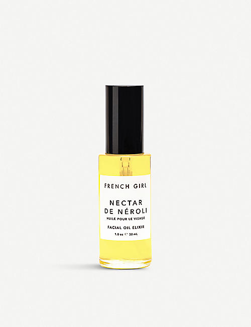 FRENCH GIRL Nectar de Néroli facial oil elixir 30ml