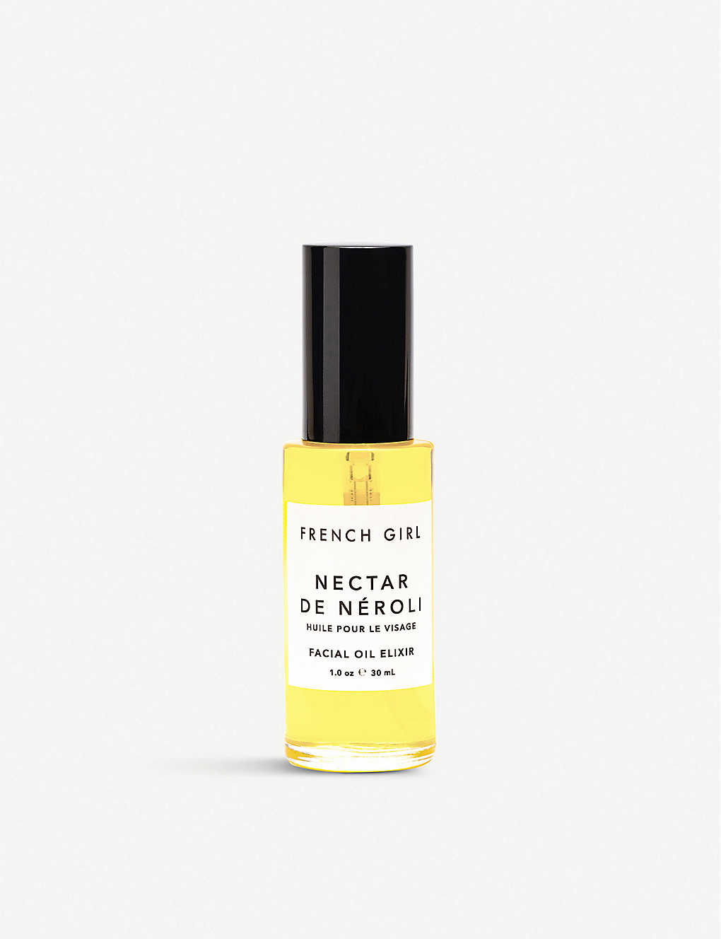 FRENCH GIRL: Nectar de Néroli facial oil elixir 30ml