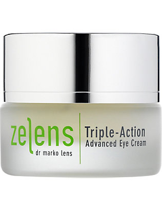 ZELENS: Triple-action advanced eye cream 15ml