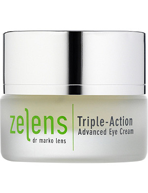 ZELENS Triple-action advanced eye cream 15ml