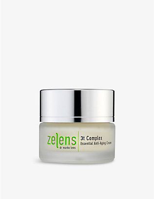 ZELENS: 3T essential anti-ageing cream 50ml