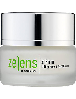 ZELENS: Z firm lifting face and neck cream 50ml