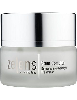 ZELENS: Stem Complex rejuvenating overnight treatment 50ml