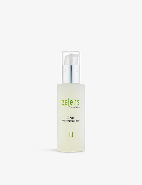 ZELENS: Z Pure Cleansing Liquid Balm 125ml