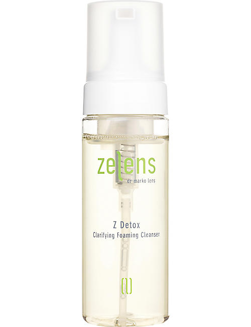 ZELENS: Z-Detox Clarifying Foaming Cleanser 150ml