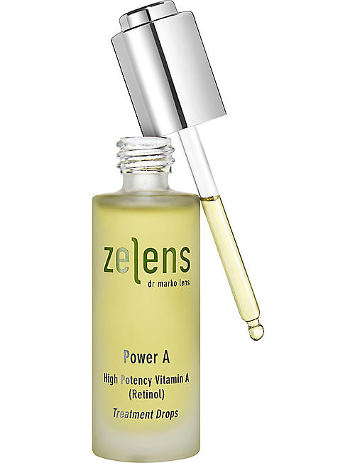 ZELENS Power A Treatment Drops 30ml