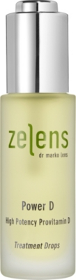 ZELENS Power D Treatment Drops 30ml