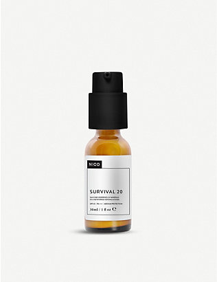 NIOD: Survival 20 serum 30ml
