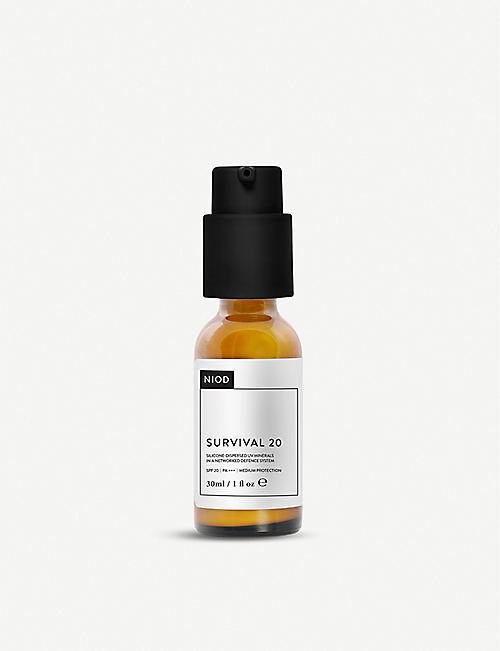 NIOD Survival 20 serum 30ml