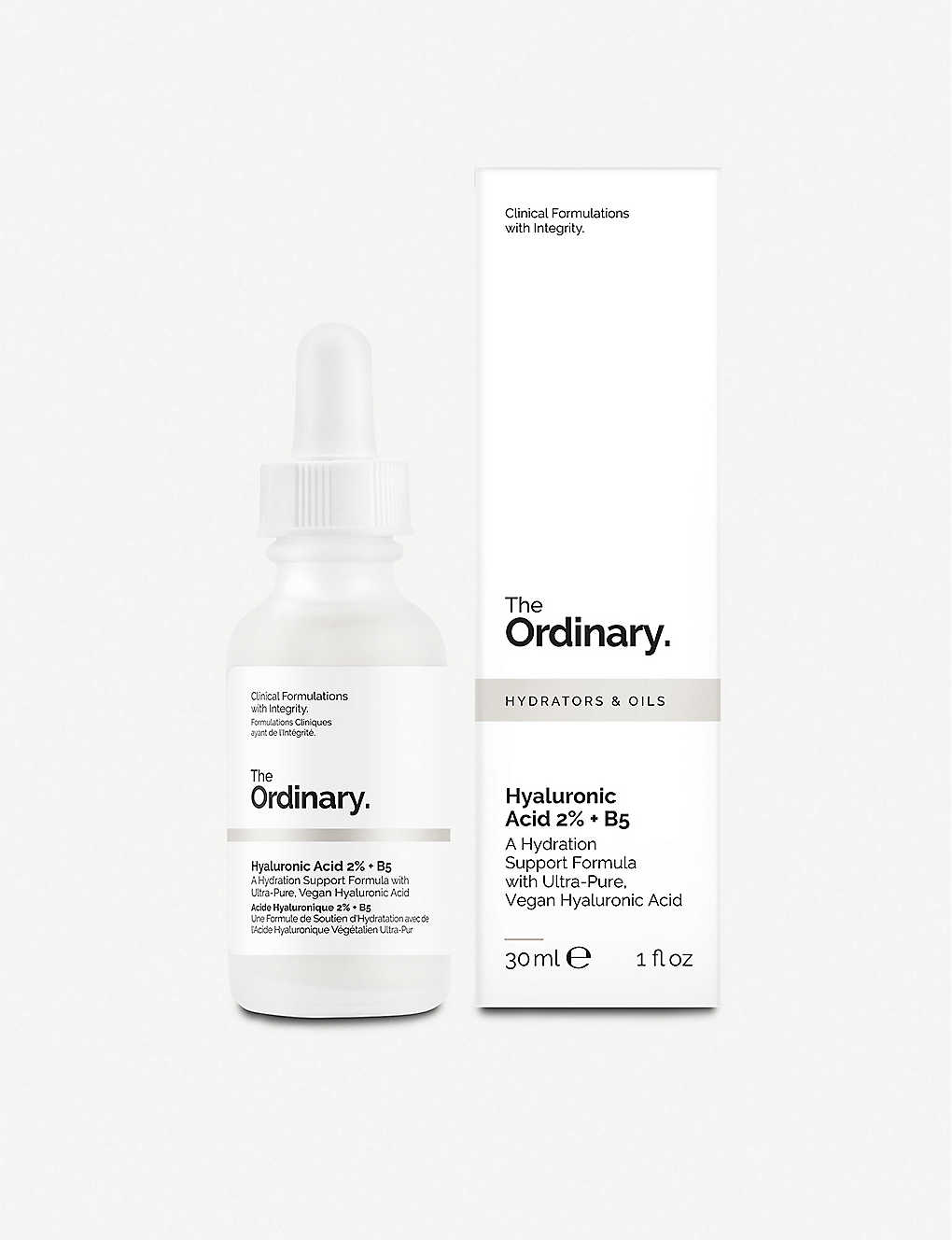 THE ORDINARY: Hyaluronic Acid 2% + B5 30ml