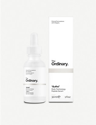 "THE ORDINARY: ""Buffet"" Serum 30ml"