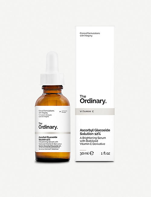 THE ORDINARY: Ascorbyl Glucoside Solution 12% 30ml