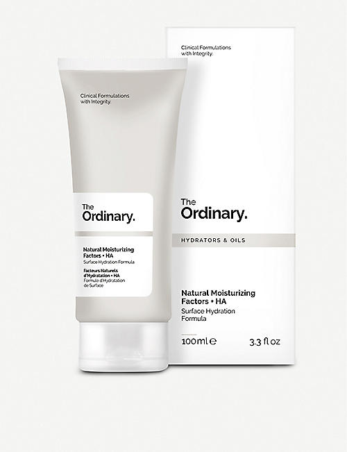 THE ORDINARY: Natural Moisturising Factors + HA