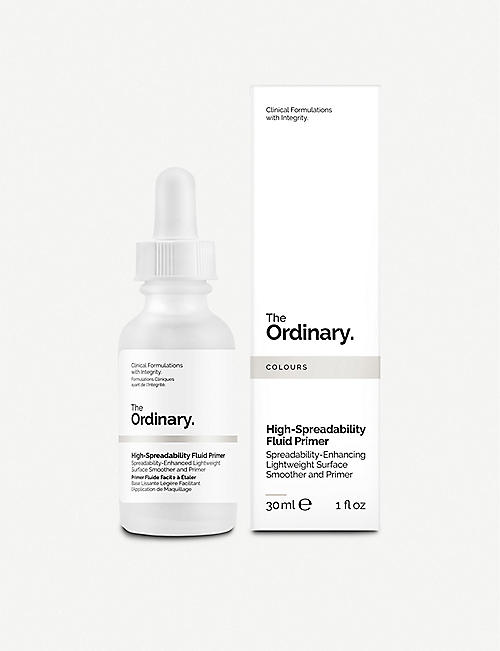 THE ORDINARY: High-Spreadability Fluid Primer 30ml