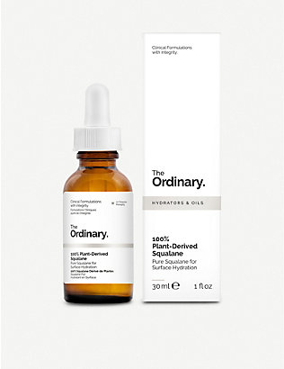 THE ORDINARY: 100% Plant-Derived Squalane 30ml