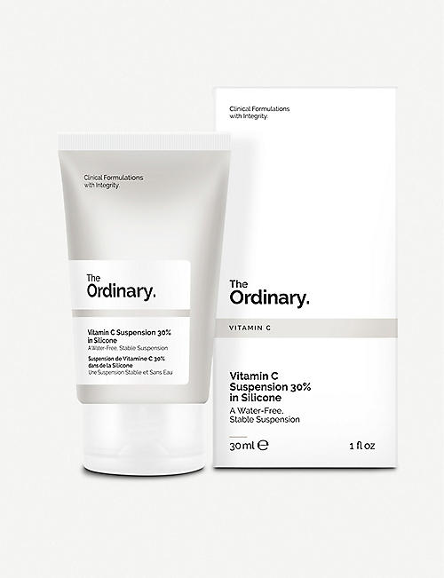THE ORDINARY: Vitamin C Suspension 30% in Silicone 30ml