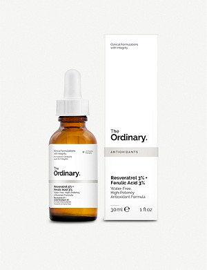 THE ORDINARY Resveratrol 3% & Ferulic Acid 3% 30ml